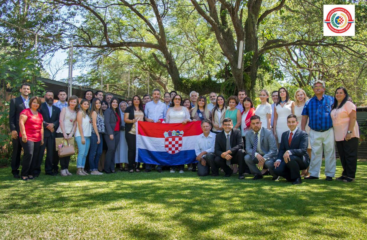 Croatas en Paraguay