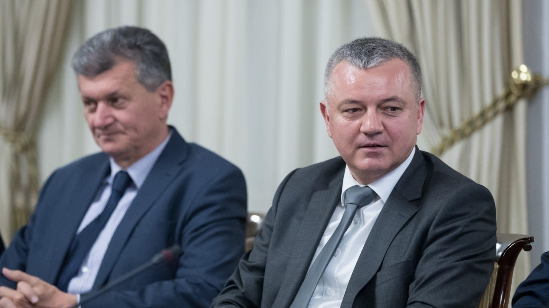 Darko Horvat ministro de Economía. (Foto: Davor Puklavec/PIXSELL)