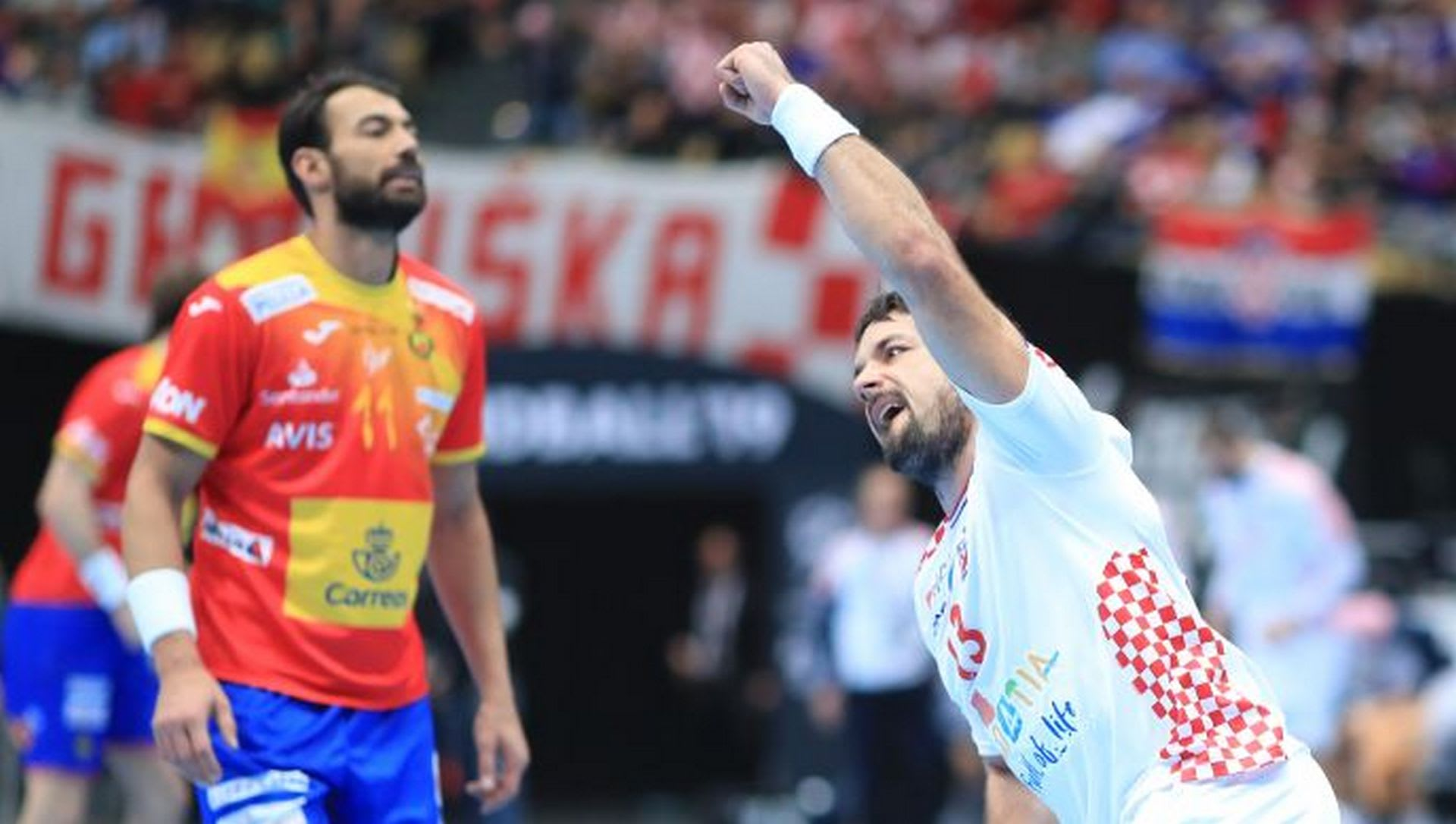 Kroatien Gegen Spanien