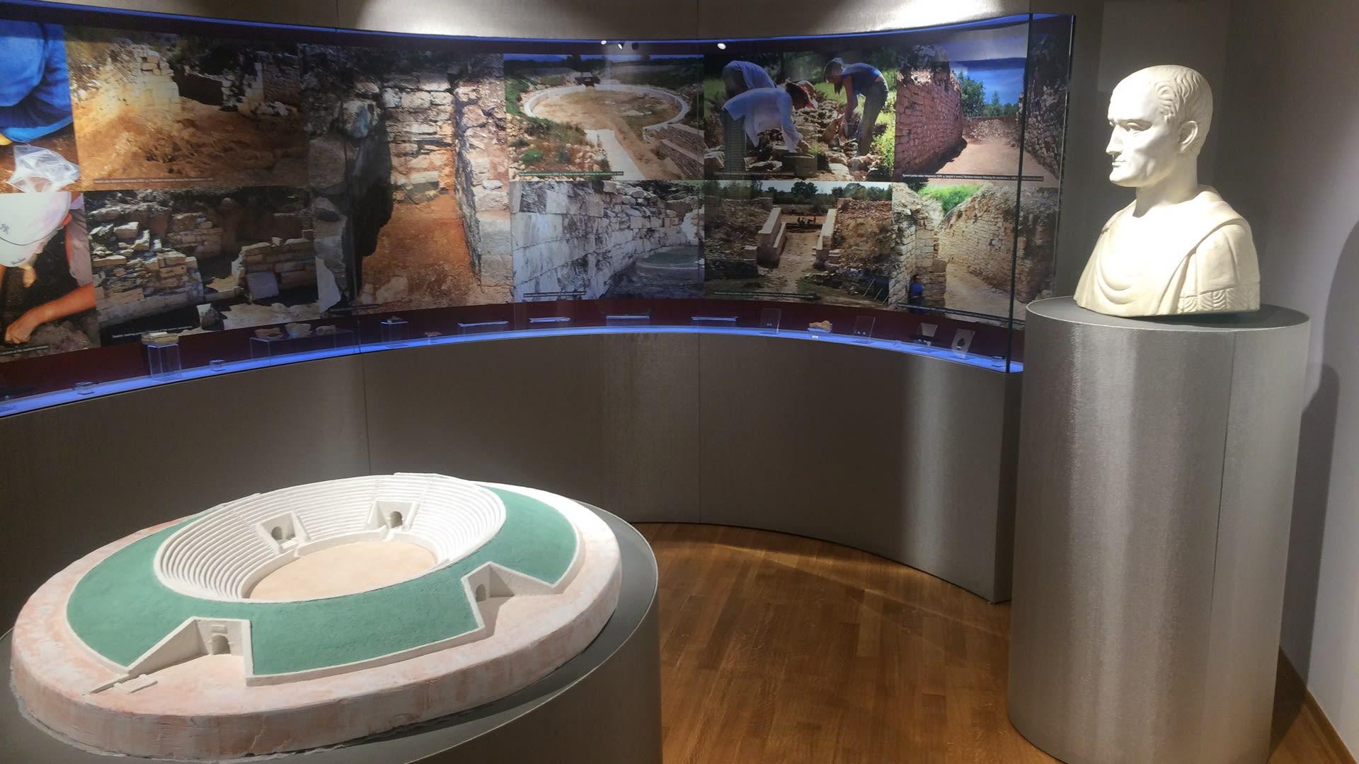 Colección Arqueológica del EcoCampus Krka. (Foto: Tomislav Šikić)