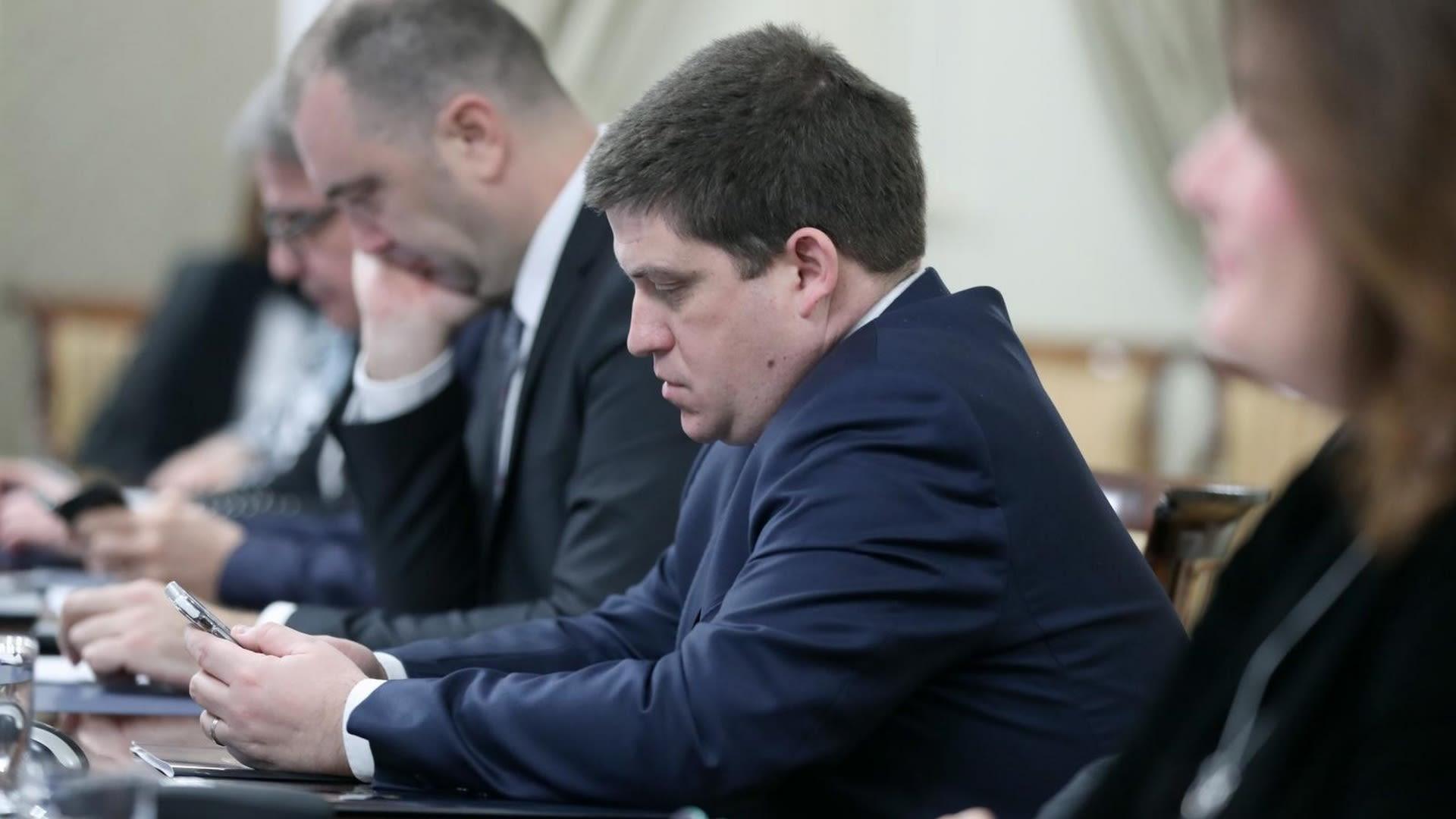 Ministro de Transportes, Mar e Infraestructuras Oleg Butković. (Foto: Sanjin Strukic/PIXSELL)