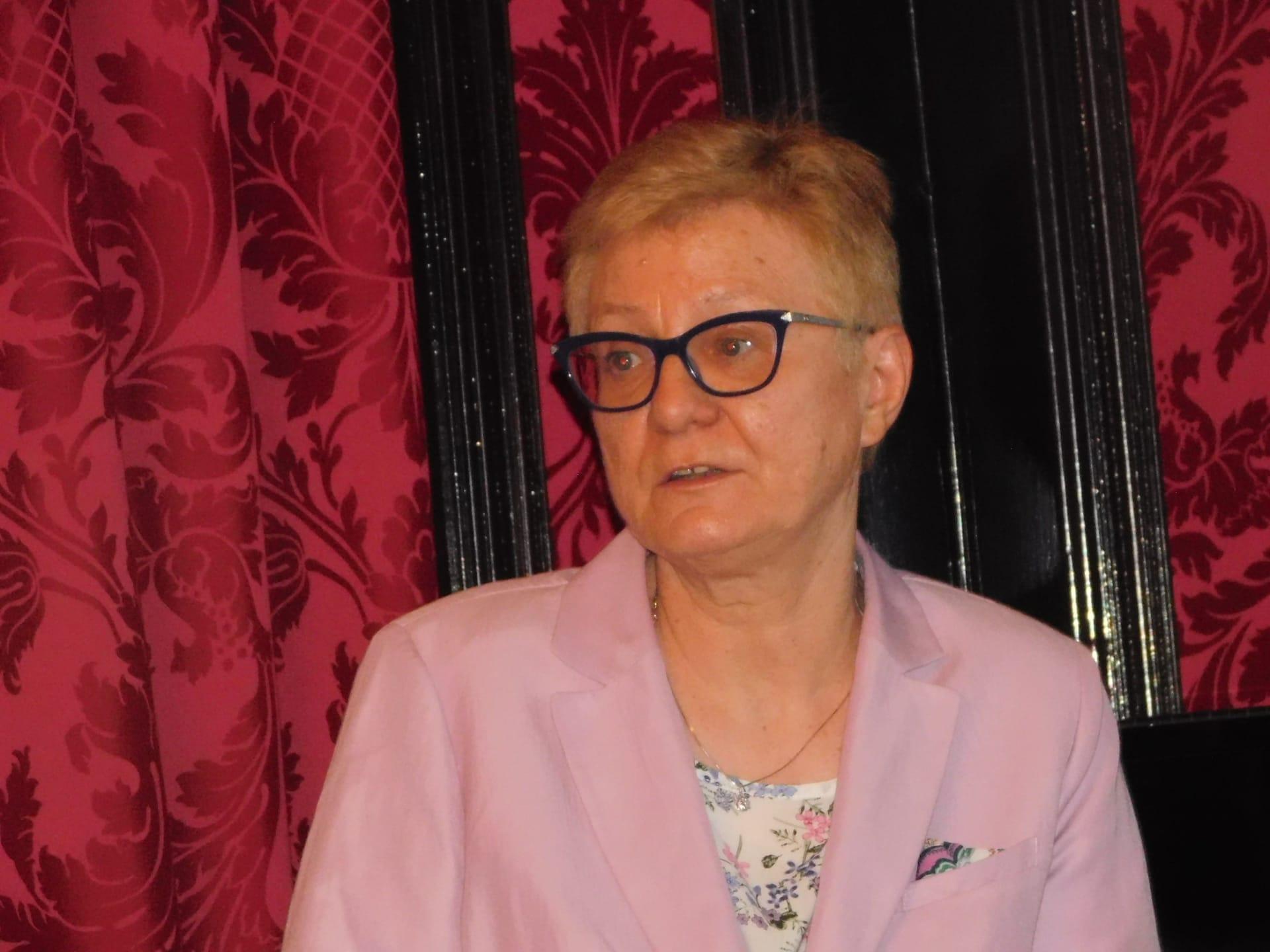 Sanja Vulić (Photo: Glas Hrvatske)