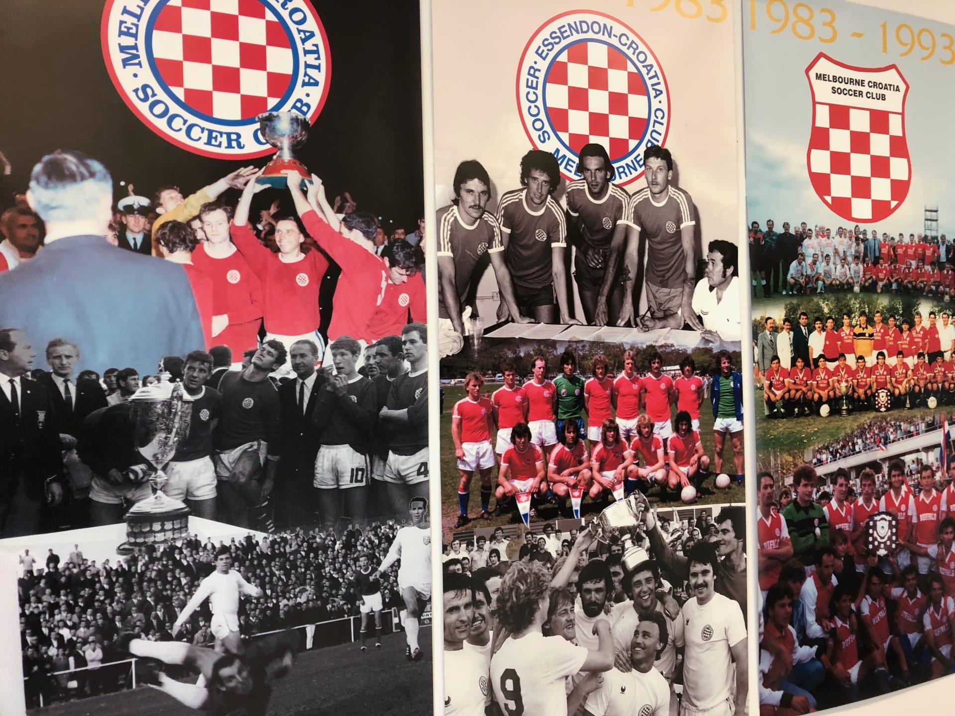 Melbourne Croatia ima najtrofejniju povijest, Fito: Glas Hrvatske/Damir Posavac