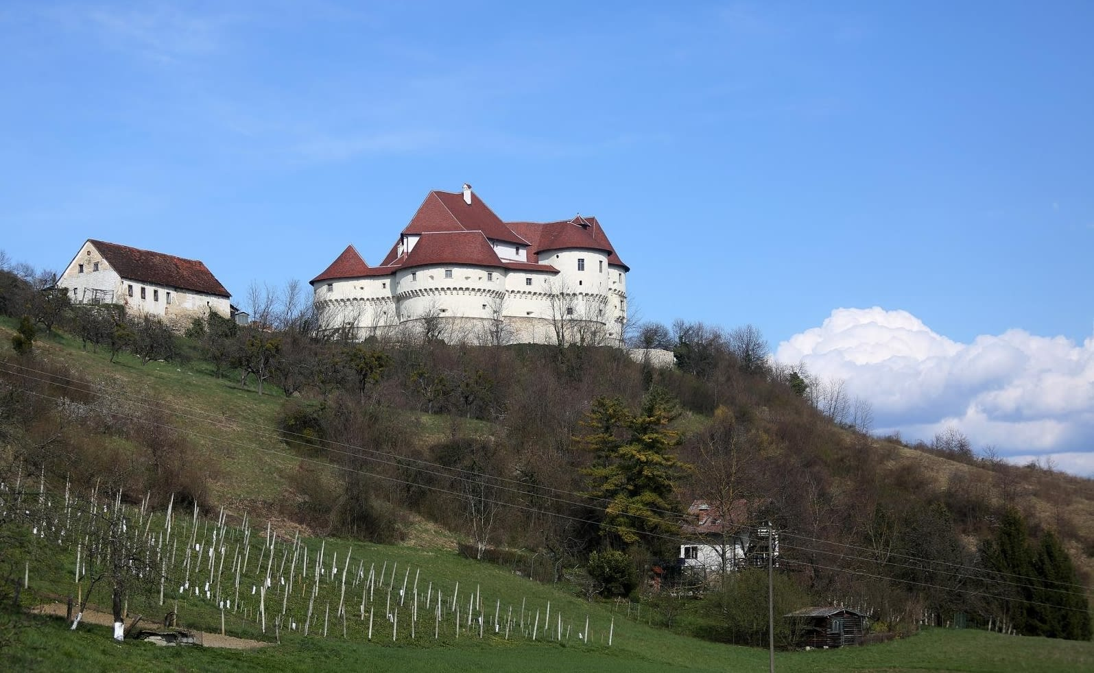 Die mittelalterliche Festung Veliki Tabor (Foto: Borna Filic _PIXSELL)