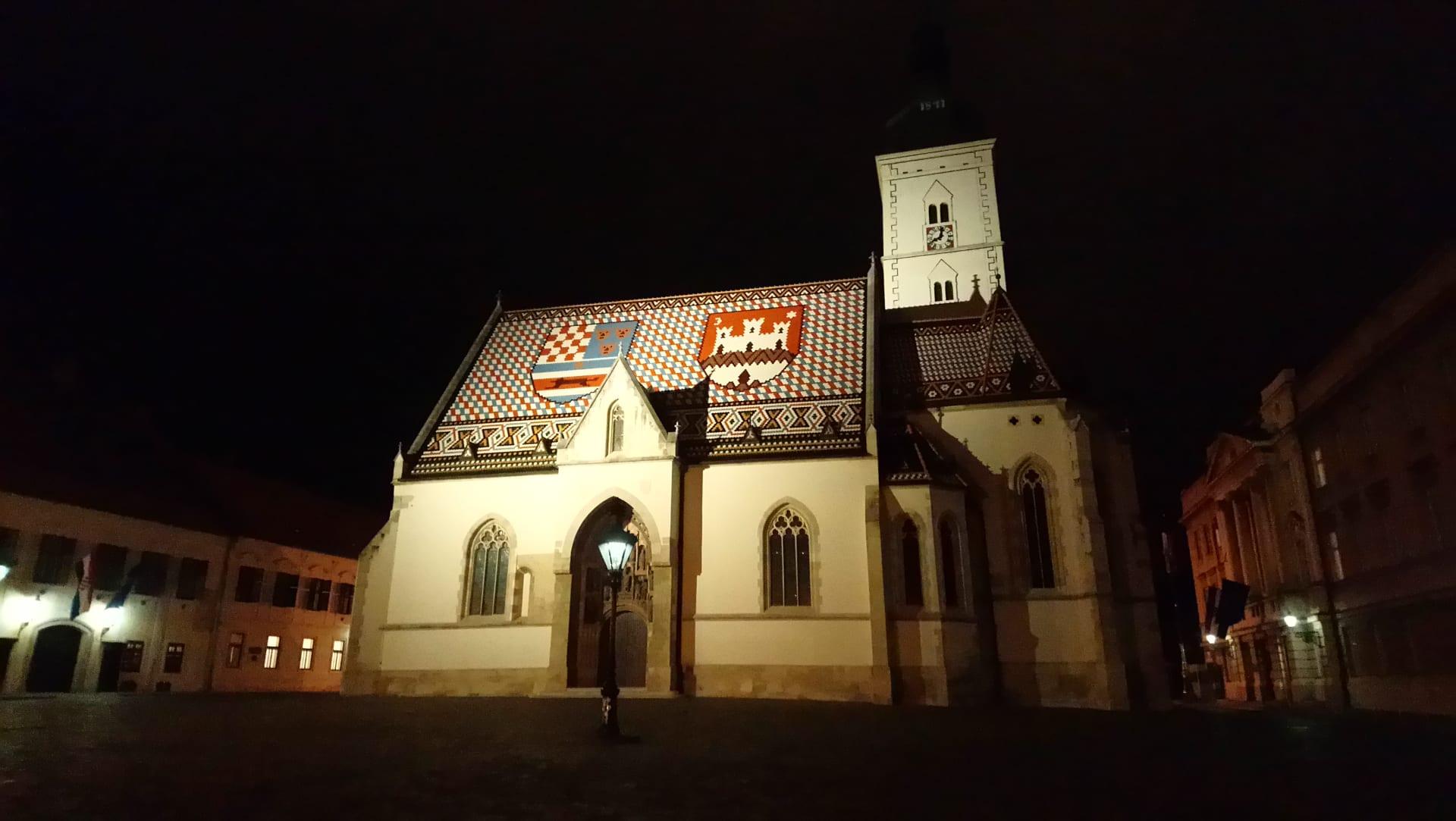 Kirche des hl. Markus (Foto: Dana Jungbluth)