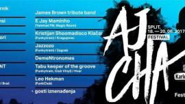 Splitske ulice proslavile rođendan kralja funka