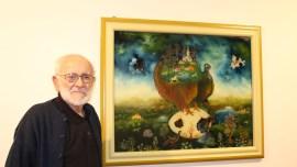 Fantastičan svijet naivnog slikara Franje Klopotana