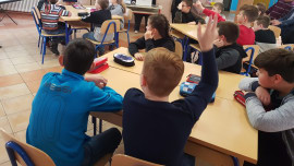 Die kroatische Sprachschule in Buševec