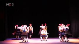 Mladi folkloraši iz Argentine