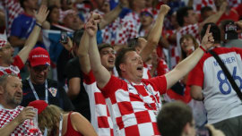 Kroatien heute (14/07/2018)