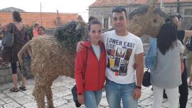 Imkerei eines jungen Paares auf der Insel Hvar
