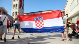 Croatia Today Late Edition (00:15) 18/07/2018