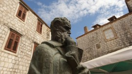 Hektorović geht auf Leinwand