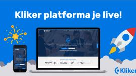 """Die digitale Plattform """"Kliker"""""""