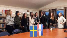 Hrvatski stil - Hrvati u Göteburgu