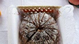 Lumblija - traditioneller Kuchen aus Blato von der Insel Korčula