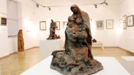 Art historian revisits his life within the Croatian naive art movement