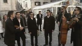 Hrvatski stil - kolendavanje u Dubrovniku