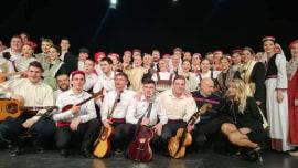 Winterschule der kroatischen Folklore