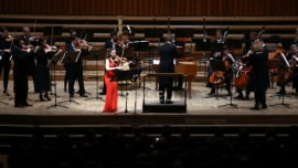 Die Zagreber Philharmonie nimmt kroatische Komponisten auf