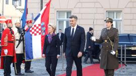 Kroatien heute (11/01/20)
