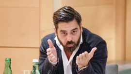 Gost Glasa Hrvatske: Andrej Lucić