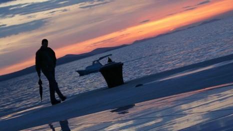 Der Mensch, das Meer und Zadar
