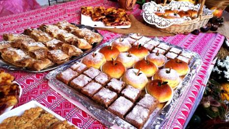 Babičini kolači z Desinića