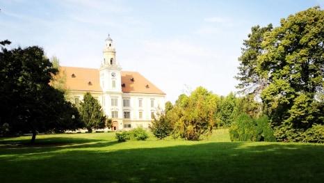 Dvorac Valpovo (foto: Biserka Suhodolčan Božičević)