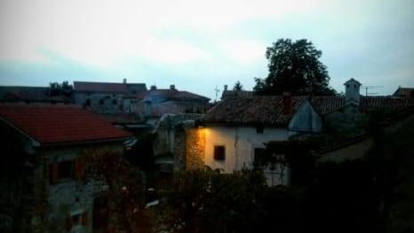 Gračiški suton (Foto: Antica Mikac Buzdohanj)