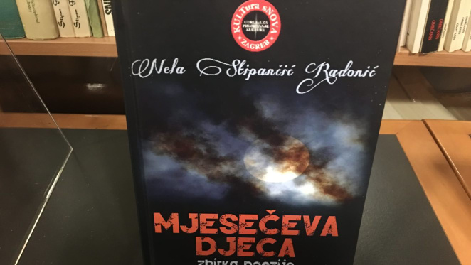 Nela Stipančić Radonić, čitanje poezije
