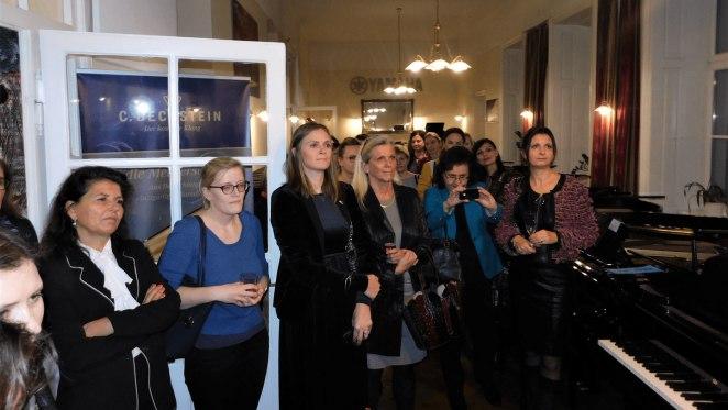 """Posjet Ženske mreže Kući glasovira i drugih glazbala """"A. Förstl"""" u Beču  (novinarka Snježana Herek)"""