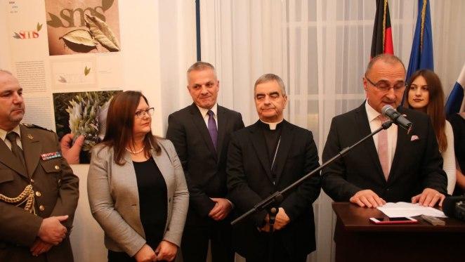 Godišnji prijam u hrvatskome veleposlanstvu u Berlinu