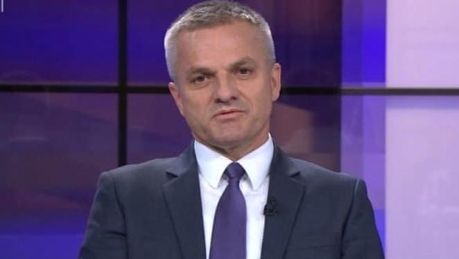 Državni tajnik Zvonko Milas o posjetu Bihaću (novinarka Ivana Perkovac)
