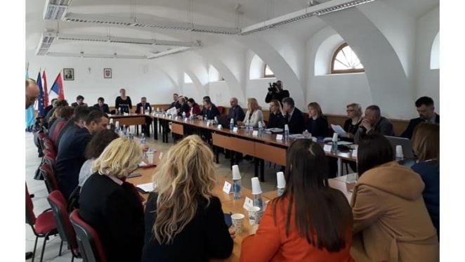 MMO u Zagrebu i Pakracu