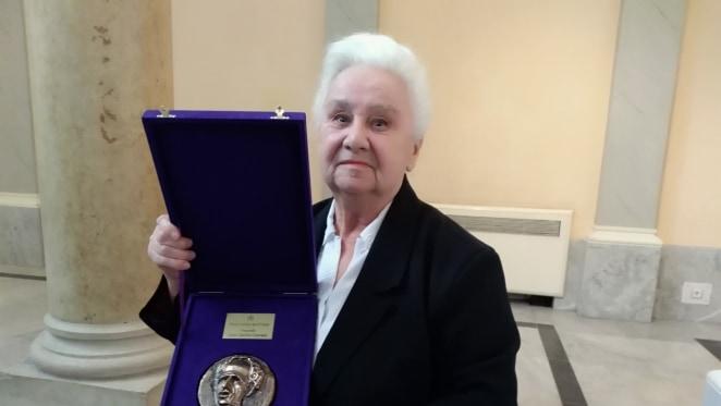 M. Hadžihusejnović Valašek o nagradi