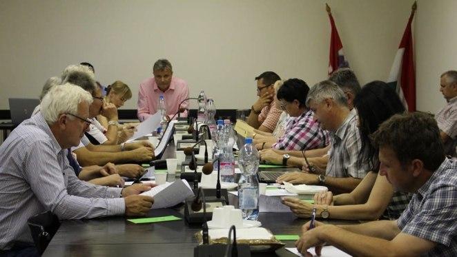 Ivan Gugan na sjednici Skupštine Hrvatske državne samouprave (Branka Pavić Blažetin)