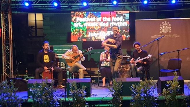 Flamenco en Zagreb