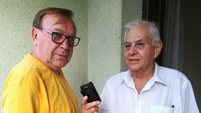 Mario Katušić prisjeća se Domovinskoga rata
