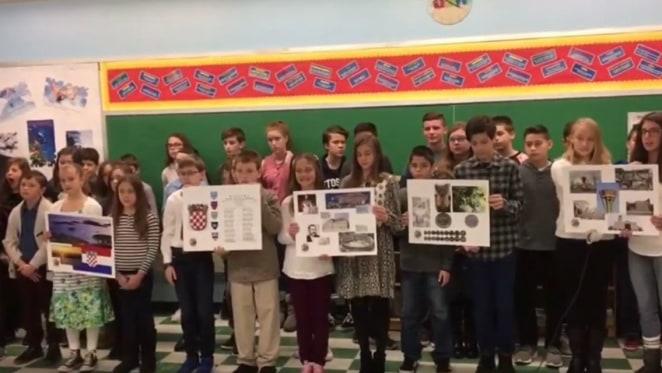 Projekt Korijeni - povezivanje škola u Vukovaru, Širokom Brijegu i Chicagu