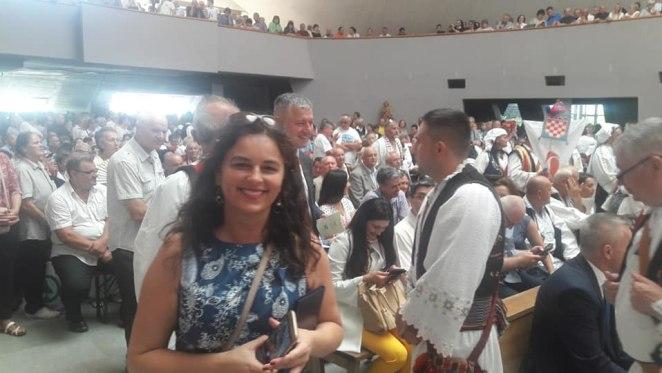 Savjetnica državnoga tajnika Žana Ćorić
