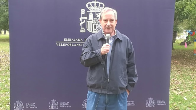 Embajador Alonso Dezcallar