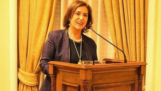 Académica Patricia Štambuk