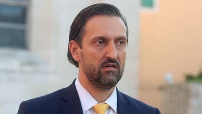 Ivan Grbešić, predsjednik Savjeta (novinarka Maja Raguž)