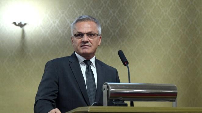 Državni tajnik Zvonko Milas