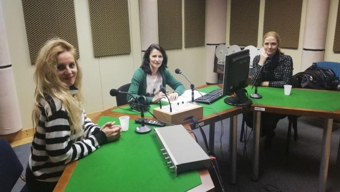 """AUDIO: Željka Barišić i Kristina Krstinić u """"Globalnoj Hrvatskoj"""""""