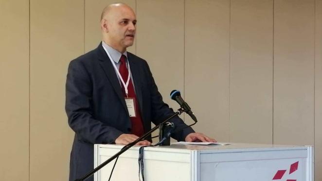 Dr. Milan Bošnjak, savjetnik s posebnim položajem za pitanja hrv. nac. manjine pri Središnjem drž. uredu za Hrvate izvan RH