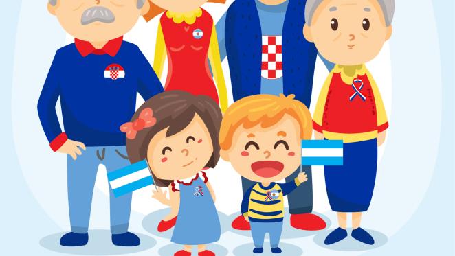 Censo Croata en Argentina