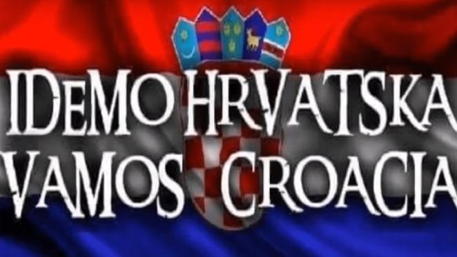 """Obrada pjesme/cover """"Lijepa li si"""", hrvatska zajednica u La Pazu"""
