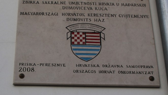 Dr. sc. Andraš Handler, v.d. direktor Zbirke sakralne umjetnosti Hrvata u Mađarskoj